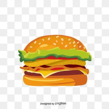 American Cartoon Blue Fast Food Culture Food Burger Poster American Fast Food Fast Food Food Infographic