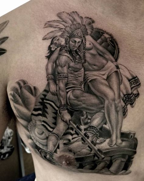 Get ideas and see the best thats been done from our list of 50 outstanding Aztec tattoos