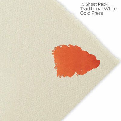 Fabriano Artistico Watercolor Paper 300 Lb Cold Press 10 Pack 22