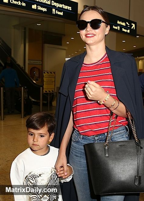 Matrix Daily Yummy mummy Miranda Kerr struts into Sydney Airport following flight with son Flynn,  #Australia #Australian #candid #celeb #celebrity #child #family #fashion #Flynn #kids #lingerie #London. #MirandaKerr #model #pap #party #redcarpet #Son #SydneyAirport #Victoria'sSecret