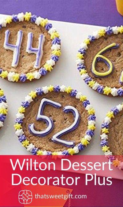 Wilton Dessert Decorator Plus Desserts Cake Decorating Tools Cake Icing