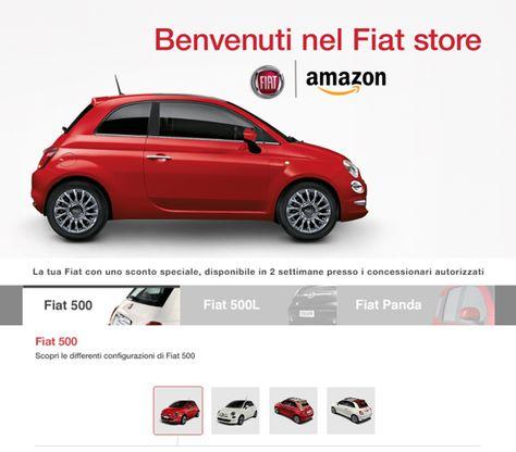 Online Verkauf Automobile: Amazon verkauft jetzt auch in Europa