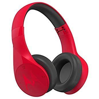 Motorola Pulse 3 Max Over Ear Wired Headphones With Amazon In Electronics Wireless Headphones For Running Headphones Running Headphones