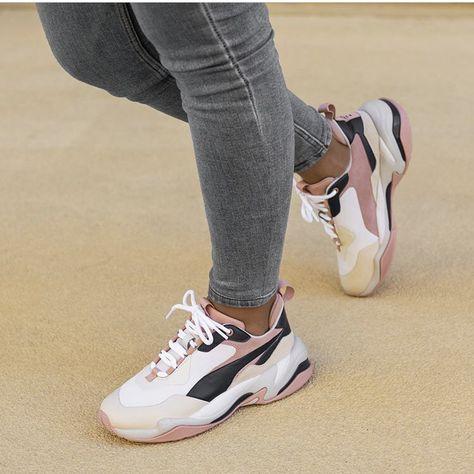 Cita márketing muñeca  Puma Thunder Rive Gauche | Cute shoes, Shoes, Dream shoes