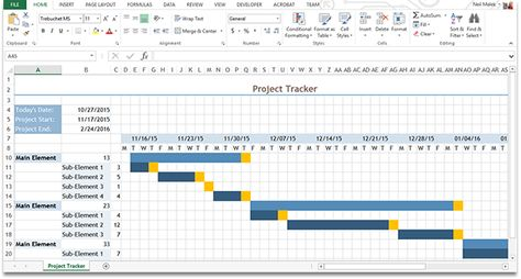 This downloadable is a sample Gantt chart created in Microsoft - excel assessment