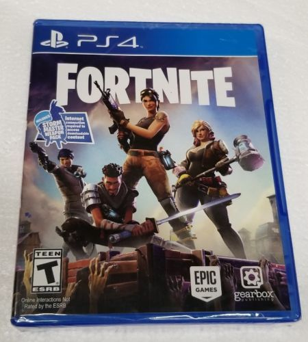 Fortnite Save The World Key / Code + Bonuses Playstation 4