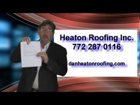Stuart Roofing And Repairs Is What We Do In Stuart Fl Youtube Roofing Repair Roofing Services