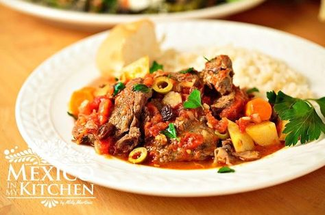 Mexican Beef Stew Recipe Mexican Food Recipes Quick And Easy Recipe Mexican Beef Stew Recipe Stew Recipes Beef Stew Recipe