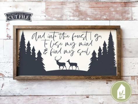 Diy Wood Signs, Rustic Signs, Christmas Wood, Christmas Signs, Deer Signs, Camper Signs, Deer Camp, Cabin Signs, Forest Decor
