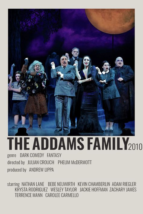 The Addams Family by cari