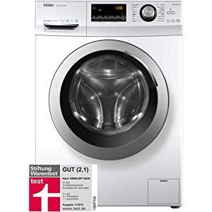 Haier Hw80 Bp14636 Waschmaschine Frontlader A 8 Kg 1400
