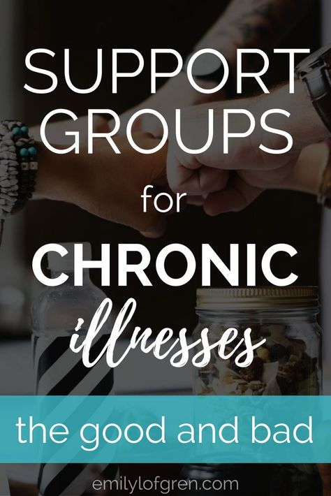 spoonie Support Groups for Chronic...