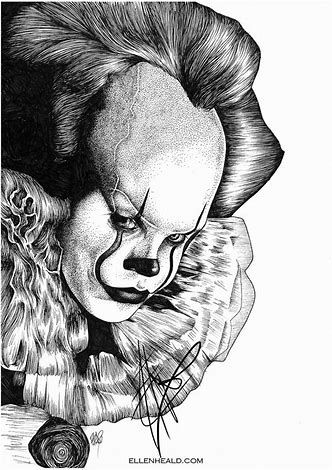 Bildergebnis Fur Pennywise The Clown Coloring Pages Pennywise The Clown Coloring Pages Color