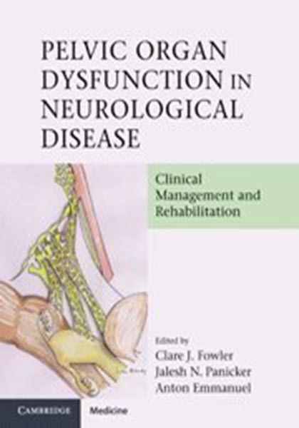 Pelvic Organ Dysfunction In Neurological Disease Pelvic Organ