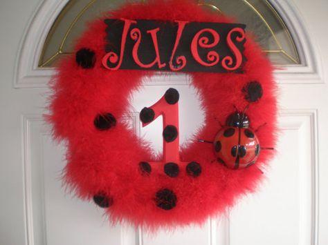 For the front door!