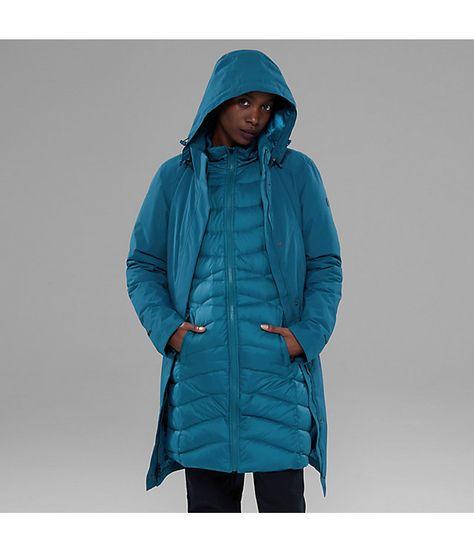 brand new 381c8 f93ac Damen Suzanne Triclimate® Jacke | The North Face | Warm ...