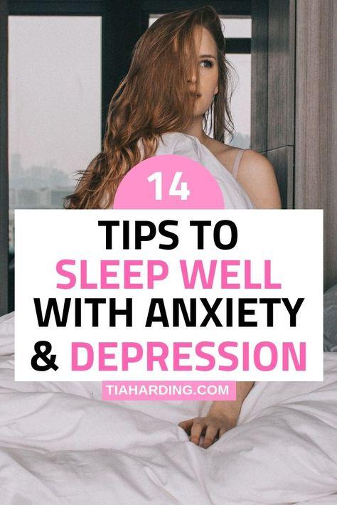 Depression Sleep Tips