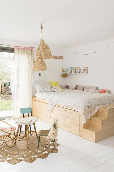 Elevated Approach Small Kids Bedroom Childrens Bedrooms Kids Room Inspiration