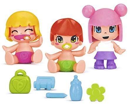 Pinypon Ninos Y Bebes Pack A Famosa 700014032 Amazon Es Juguetes Y Juegos Juguetes Para Ninos De 1 Ano Juguetes Para Ninas Ninos