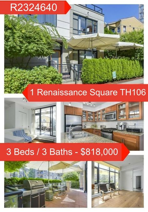 Your New Home Awaits Townhouse New Westminster Westminster