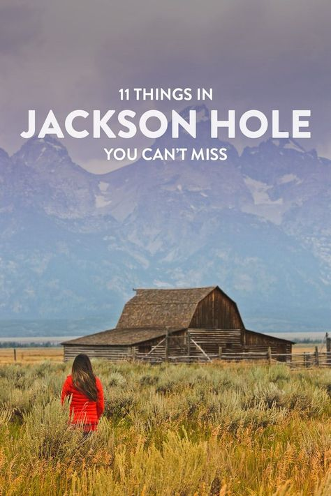 Outdoor Travel usa 11 Incredible Things to Do in Jackson Hole Wyoming // Local Adventurer Grand Teton National Park, Us National Parks, Yellowstone National Park, Wyoming Vacation, Yellowstone Vacation, West Yellowstone, Wyoming Camping, Tennessee Vacation, Us Travel Destinations