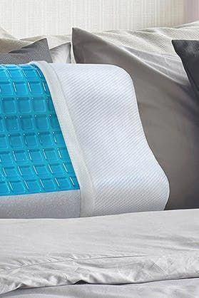 Cooling Pillows And Pillowcases Help You Sleep Like A Baby No Matter How Hot It Gets Best Pillow Pillows Pillow Cases