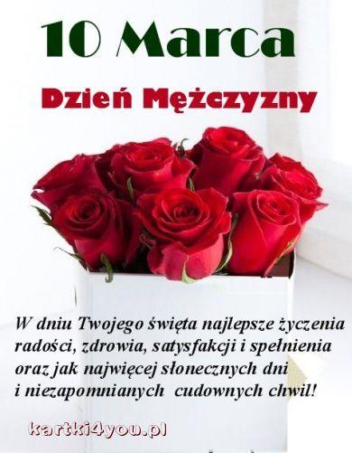 Najlepsze Zyczenia Z Okazji Dnia Mezczyzny Birthday Wishes And Images New Year Motivational Quotes Bolec