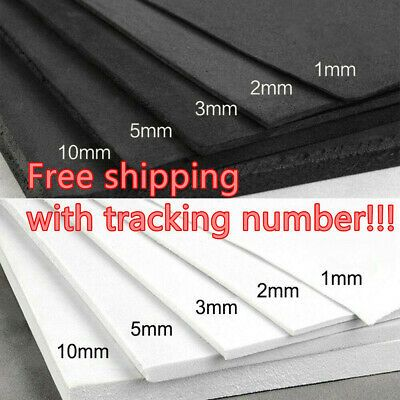 Ad Ebay Url Eva Foam Sheets 35x50cm 35x100cm Kids Handmade Diy Craft Cosplay Model 1 10mm Sy Foam Sheets Paper Crafts Diy Black Sheets