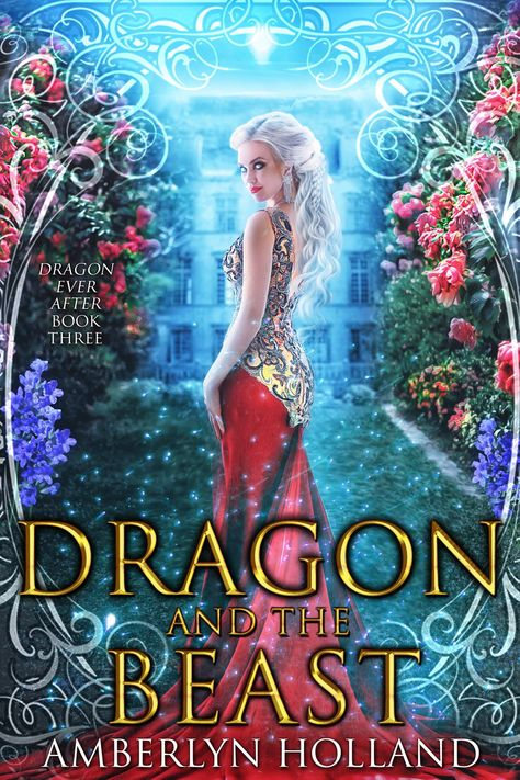 DRAGON EVER AFTER - A series of fantasy romance novels featuring re-imagined fairy tales, dragon-shifters, fierce princesses, magic and happily-ever-after. Fantasy Romance Novels, Fantasy Books To Read, Paranormal Romance Books, Beau Film, Book Club Books, My Books, Book Art, Book Series, Books For Teens