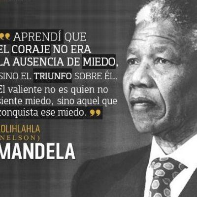 70 Frases De Nelson Mandela Sobre La Vida La Paz Y La Igualdad Nelson Mandela Mandela Einstein