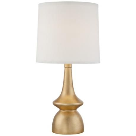 Rexford Gold Modern Table Lamp