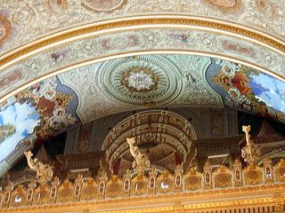Dolmabahce Palace Istanbul Dolmabahce Palace Istanbul Throne Room