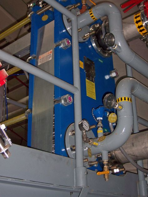 Теплообменник газ пар Кожухотрубный испаритель ONDA LSE 544 Самара