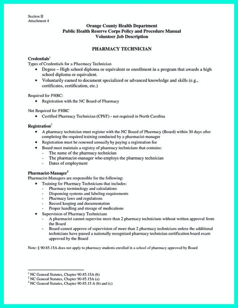 awesome How to Make Cable Technician Resume That Is Really Perfect - pharmacy tech resume