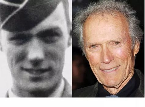 Clint Eastwood is listed (or ranked) 2 on the list 70+ Celebrities Who Were in the Military