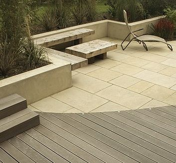 decking and paving used together garden ideas pinterest garden inspiration driveways and paving ideas