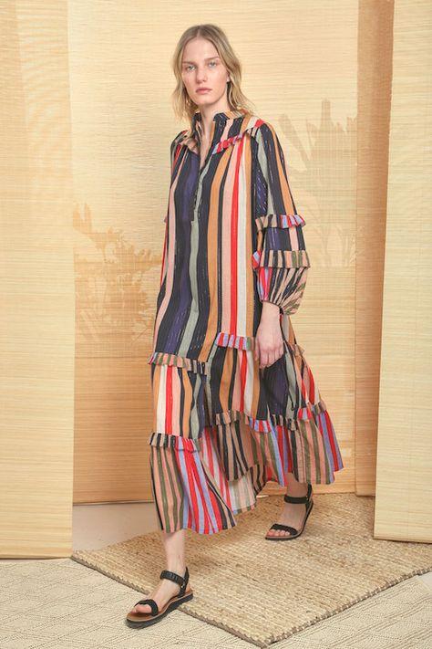 Apiece Apart Pre-Fall 2019 Fashion Show Collection: See the complete Apiece Apart Pre-Fall 2019 collection. Look 20
