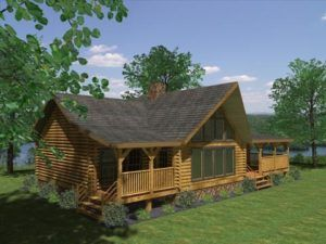 Medium Size Cabins Up To 2000 Sq Ft Honest Abe Log Homes Cabins Rustic House Plans Log Home Plan Log Homes