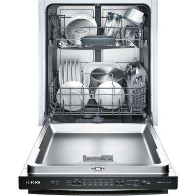 540 Ascenta Series Top Control Tall Tub Dishwasher In Black With