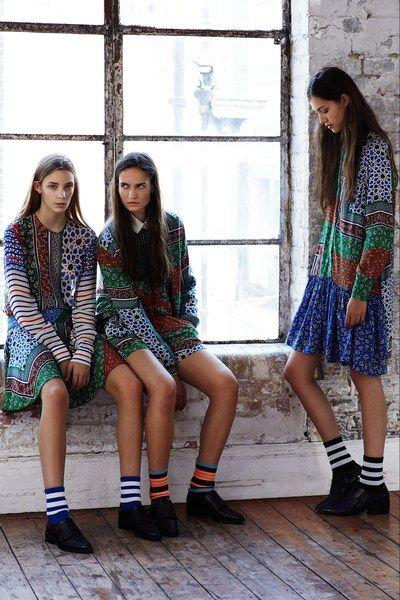 Preen Line Spring 2015 Ready-to-Wear Collection Photos - Vogue