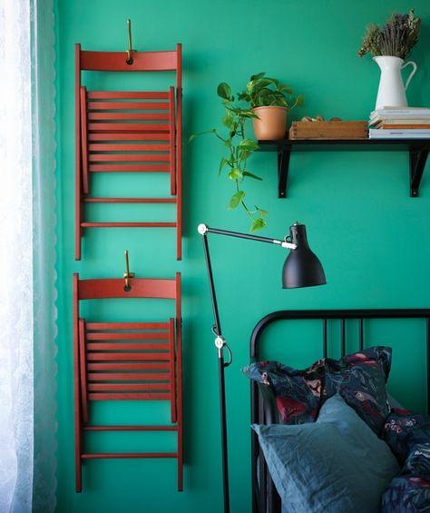 Ikea Klappstuhl Wand.Ikea Deutschland Wenn Du öfter Mal Mehr Stühle Brauchst