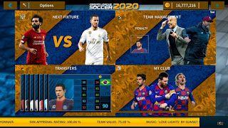 Dream League Soccer 2020 Amazing Lionel Messi Edition For Android In 2020 Lionel Messi Messi Soccer