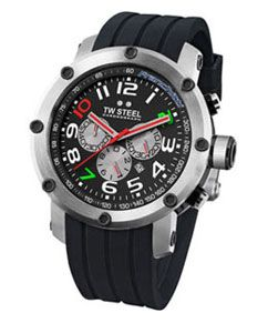 TW Steel Dario Franchitti Tech collection TW607 45mm face - £575