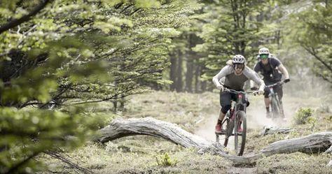 Matt Hunter Em Mais Um Video Fantastico De Mtb Pela Patagonia