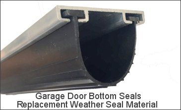 Garage Door Seal Replacement Material Garage Door Weather Seal Garage Doors Garage Door Seal