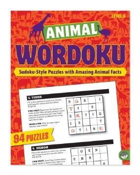 Animal Wordoku