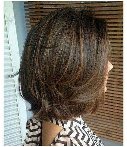 50 Best Medium Length Hairstyles For Thin Extremely Fine Hair Bob Haircut For Fine Hair Haircuts For Fine Hair Long Bob Hairstyles Thin