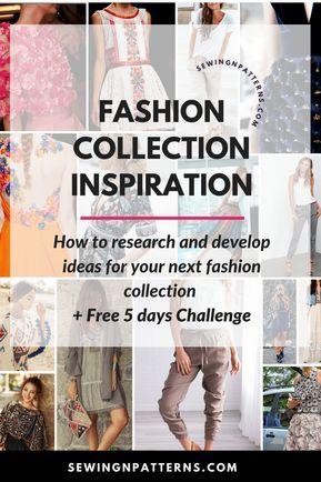 Wanna Design Fashion Collection Business Fashion Fashion Portfolio Fashion