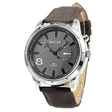 111d9a6f132 ... dark grey dial uniquely displaying just the number