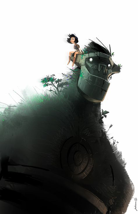 Steph' and the Colossus by Juliaon Roels